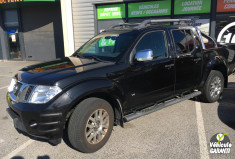NISSAN NAVARA 3.0 V6 DCI 231 CH Double Cabine