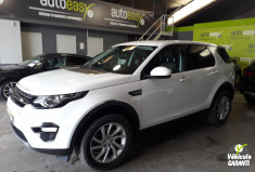 LAND ROVER DISCOVERY SPORT 2.0 TD4 150 BVA9 SE 4X4