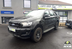 FORD RANGER 2.2 TDCI 160 CH DOUBLE CAB LIMITED