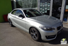 BMW SERIE 2 COUPE 218D 143 CH SPORT XENONS