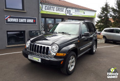 JEEP CHEROKEE 2.8 CRD 163 CH BVA LIMITED