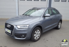 AUDI Q3  2.0 TDI 140 ch Attraction 98500 kms