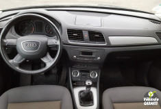 AUDI Q3  2.0 TDI 140 ch Attraction 107346 kms
