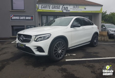 MERCEDES CLASSE GLC COUPE 250 SPORTLINE AMG BLACK