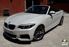 BMW SERIE 2 CABRIOLET 218iA 136 PACK M SPORT