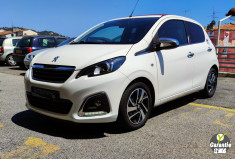 PEUGEOT 108 1.2 VTI 82 TOP COLLECTION Gtie 12mois