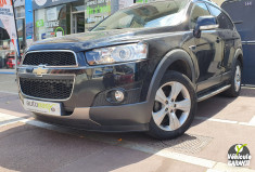 CHEVROLET CAPTIVA 2.2 VCDI 163 ch LT 7 Places
