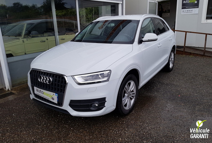 AUDI Q3 1.4 TFSI 150 CV AMBITION LUXE