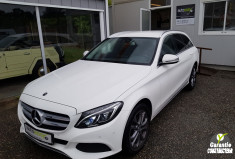 MERCEDES CLASSE C  220 D FASCINATION 9G TRONIC