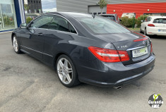 MERCEDES CLASSE E COUPÉ E 350 CDI EXECUTIVE  AMG