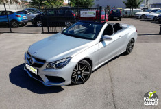 MERCEDES CLASSE E E220 170 CH FASCINATION AMG +