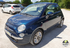 FIAT 500  1.2 69 lounge toit panoramique