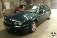 JAGUAR X-TYPE 2.2d 145 BVA EXECUTIVE