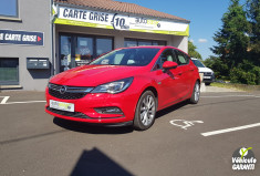 OPEL ASTRA 1.4 TURBO 125 CH INNOVATION 22500KM
