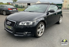 AUDI A3 CABRIOLET 2.0 TDI 140 S LINE