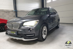 BMW X1 X1 sDrive 18d 143ch lci X Line + options