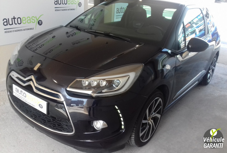 CITROEN DS3 1.6 BlueHDi 100 Ch Edt Spécial 60TH