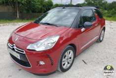 CITROEN DS3 CABRIOLET 1.6 VTI 120 CH SO CHIC
