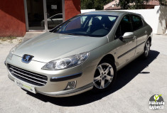 PEUGEOT 407 2.0 HDI 136 FAP GRIFFE SELLERIE CUIR