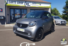 SMART FORTWO 0.9 90 CH PRIME GPS TEL CUIR  5500KM
