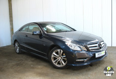 MERCEDES CLASSE E AMG Coupe 220 CDI 170 7G TRONIC