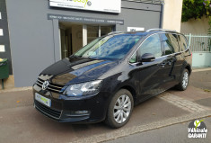 VOLKSWAGEN SHARAN 2.0 TDi 140 Carat DSG6 6 Places