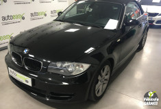 BMW SERIE 1 2.0 120d 177 CH Luxe Cabriolet