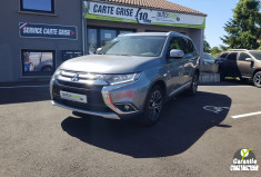 MITSUBISHI OUTLANDER 2.2 150 INTENSE NAVI 7 PLACES