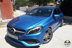 MERCEDES CLASSE A 180D FASCINATION PACK AMG 7G-DCT