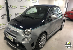 ABARTH 500 C / 695C Cabriolet Rivale 180 ch