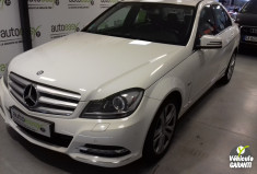 MERCEDES CLASSE C 200 CDi 136 Ch EXECUTIVE 7G-Tron