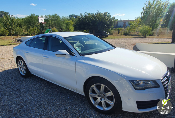 AUDI A7 3.0 TDI 204 S-TRONIC AMBITION LUXE
