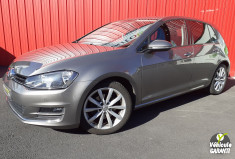 VOLKSWAGEN GOLF VII 7 2.0 TDI 150 CARAT + OPTIONS
