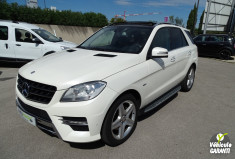 MERCEDES ML FASCINATION 350 BLUE TEC 7G TRONIC AMG