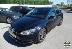 VOLKSWAGEN GOLF  1.6 TDI 105 ch BlueMotion CARAT