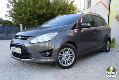 FORD C-MAX Grand 1.6 TDCi 115 cv TITANIUM 7 PLACES