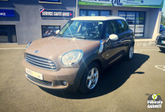 MINI COUNTRYMAN 122 CH 1ERE MAIN 41000KM