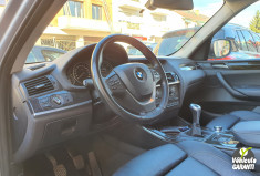 BMW X3  xDrive 20d bte auto 184 ch Luxe toit pano