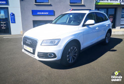 AUDI Q5 2.0 TDI 150 CH Ambition Luxe + ATTELAGE