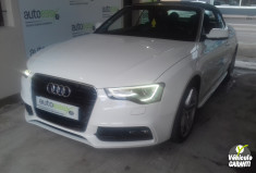 AUDI A5 CABRIOLET 2.0 TDi 190 Ch S-Line
