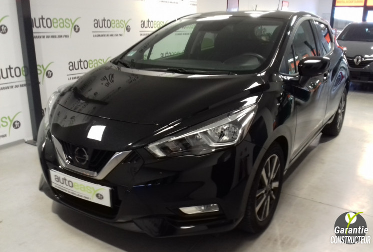 NISSAN MICRA 1.0 IG-T 100 Ch N-CONNECTA