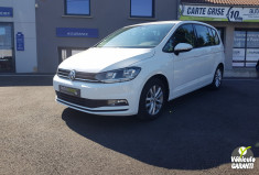 VOLKSWAGEN TOURAN 1.6 115 DSG7 7 PLACES  66500KM