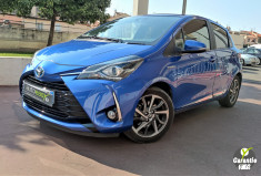 TOYOTA YARIS 100h HYBRID CHIC toutes options