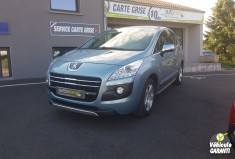 PEUGEOT 3008 HYBRID 4 2.0 HDI 163 CH + 37 CH ELECT