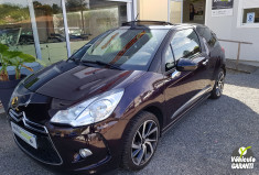 DS DS3 PURE TECH 110 CV SO CHIC CABRIOLET