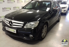 MERCEDES CLASSE C 220 CDi 170 Ch BE AVANTGARDE