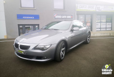 BMW SERIE 6 635D 286 CH EXCLUSIVE FULL OPTS