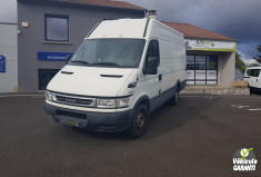 IVECO DAILY 2.3 TD 116 CH BVA ATTELAGE / REGUL
