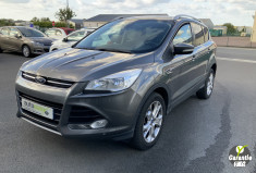 FORD KUGA 2.0 TDCI 140 TITANIUM - OPTIONS