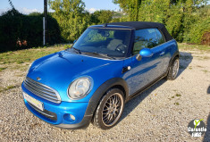 MINI MINI CABRIOLET Cooper D 1.6 122 Pack Chili